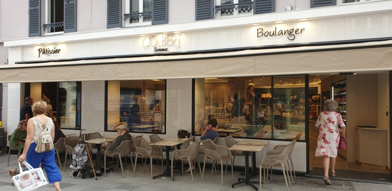 PATISSERIE NYColbert