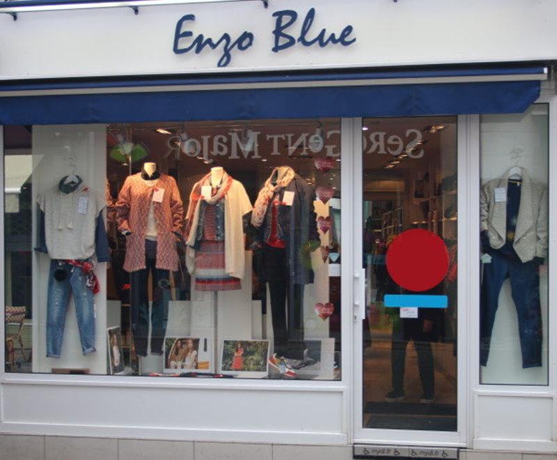 ENZO BLUE