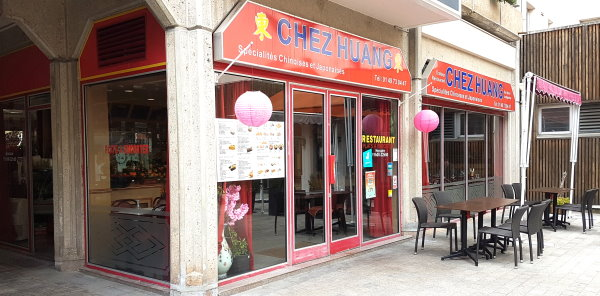 CHEZ HUANG