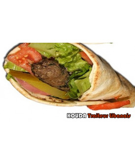 Sandwiche Kafta (viande) -...