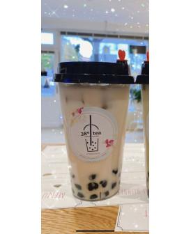 Bubble Tea au lait - Amande
