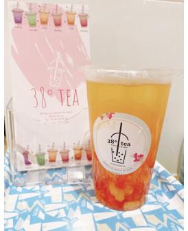 Bubble Tea fruité - Pêche