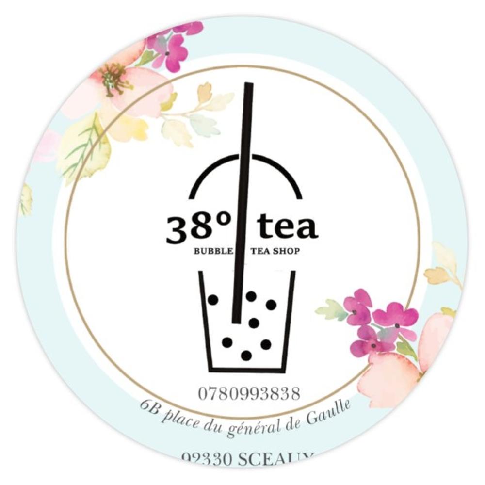 38° TEA - Bubble Tea Sceaux