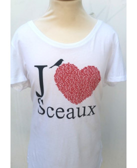 T-shirt J'aime Sceaux enfant