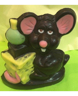 """Ratatouille"" en chocolat"