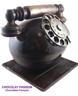 TELEPHONE A CADRANT tout en...