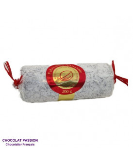 SAUCISSON tout en chocolat