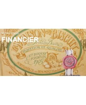 PLAISIR DES THES Le financier