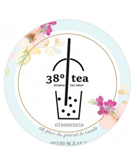38° TEA - Bubble Tea shop...