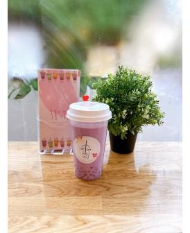 Bubble Tea au lait - Taro
