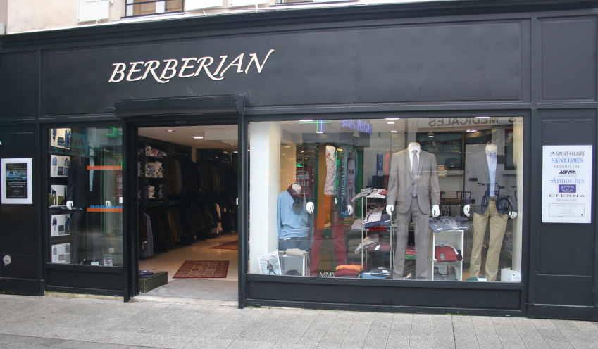 BERBERIAN  Sceaux