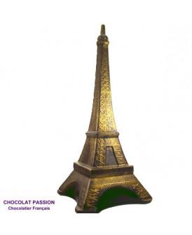 TOUR EIFFEL en chocolat...