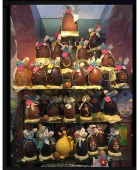PÂQUES CHEZ CHOCOLAT PASSION