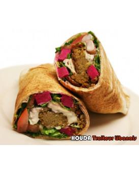 Sandwiche Falafel - la pièce