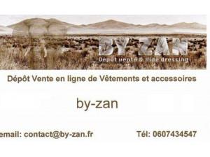 BY ZAN dépôt vente en ligne