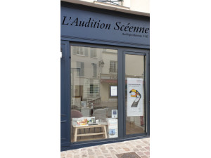 L\\\'AUDITION SCEENNE