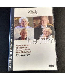 DVD Au fil de la mémoire -...
